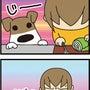 ★4コマ漫画「ねぇ・…