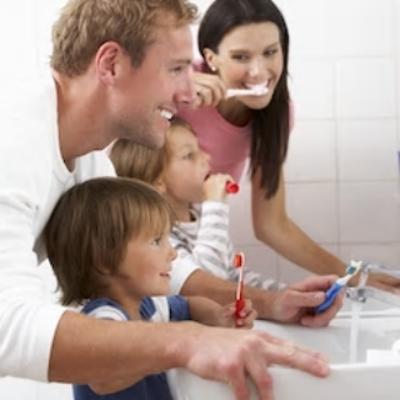 はちみつ歯磨きの効果!の記事に添付されている画像