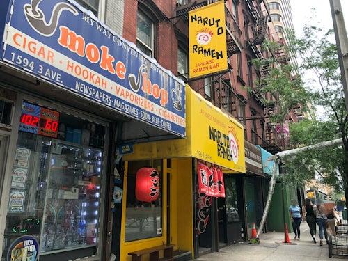 「フィラデルフィアの中国人街 naruto」の画像検索結果