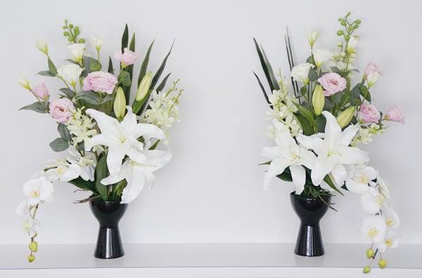 造花 アートフラワー 供花 お供え 偲ぶ花