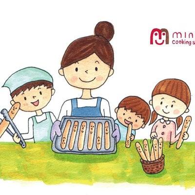 満員御礼!春休みのおうちパン講座。の記事に添付されている画像