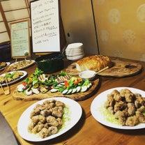 続き企業様の一泊二日の研修のお食事をpolepoleなぎの森が担当の記事に添付されている画像
