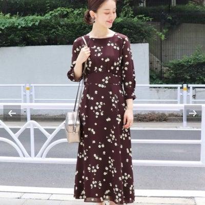 【購入品】イエナのワンピースの記事に添付されている画像