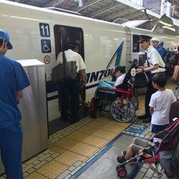 画像 東京駅からヒルトン東京ベイ の記事より 1つ目