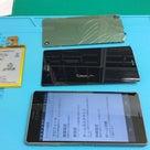 xperia Z3 画面+背面パネル+バッテリー交換です❗️の記事より