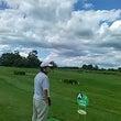 連日パークゴルフ で…