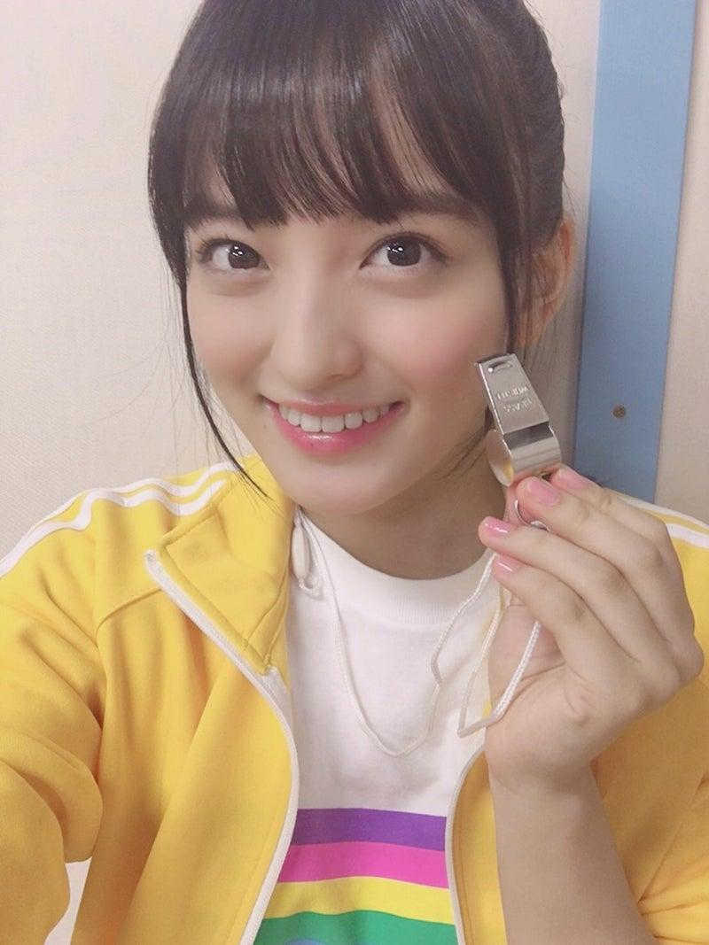 笛を持った清井咲希