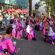 """""""よさこい祭り""""が、日本中のお祭りを駆逐したーっ。"""