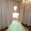 カラードレス装飾中の画像