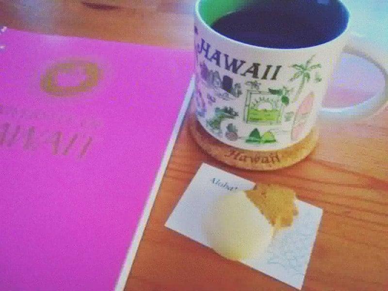 【旅するLOCOドール】ハワイ大学のマノア校で自分を整えるノートを手に入れる