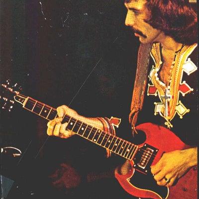 """""""僕の好きなギター・ベースの種類""""特集 """"悪魔的なギター""""編の記事に添付されている画像"""