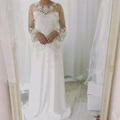 #WEDDINGDRESSの画像
