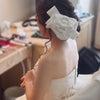 結婚式出張ヘアメイク/お色直し和装〜二次会スタイルの画像