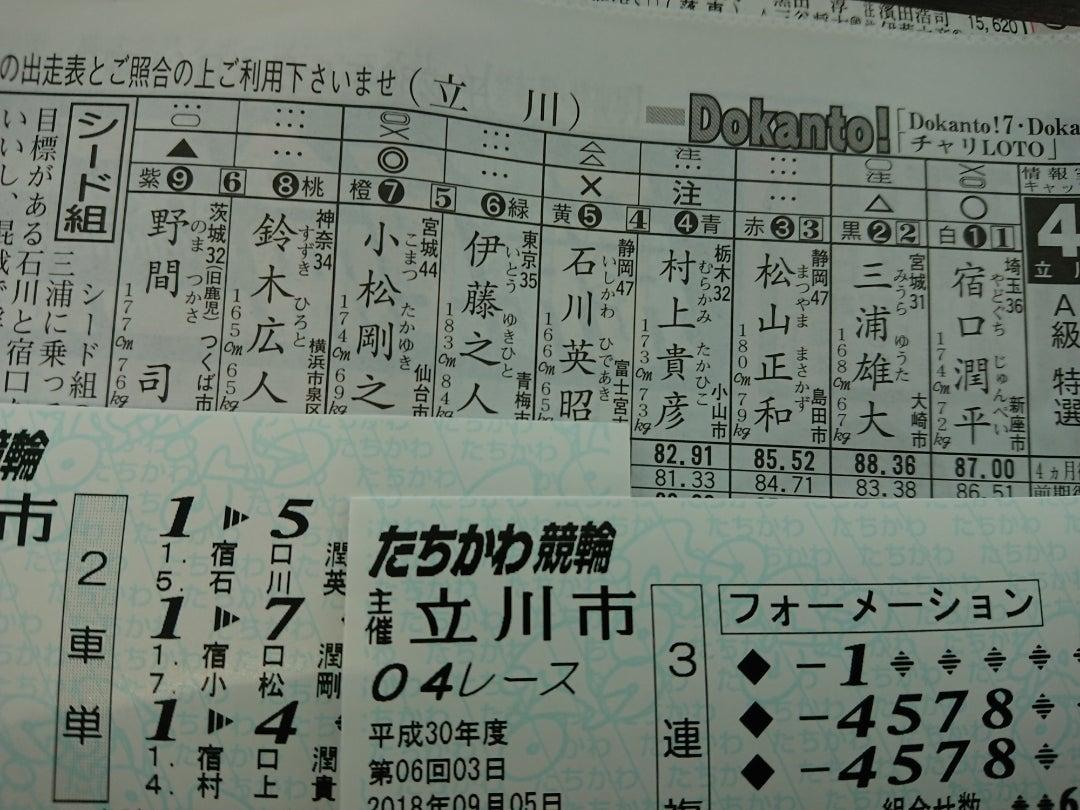 立川F1 決勝 | モリ吉のブログ...