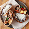 最近の塾弁、お弁当まとめは筑前煮弁当とかいろいろ。そして今年も関内・菅井の和食を堪能!の画像