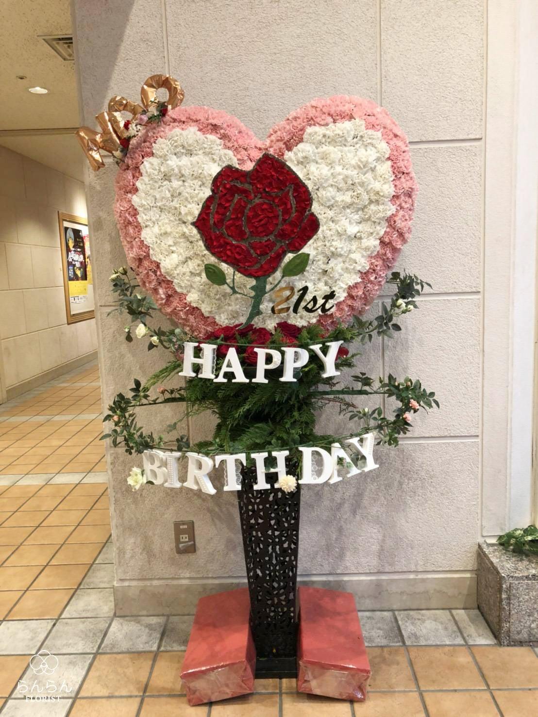 HKT48 チームKⅣ「制服の芽」公演 植木南央 生誕祭