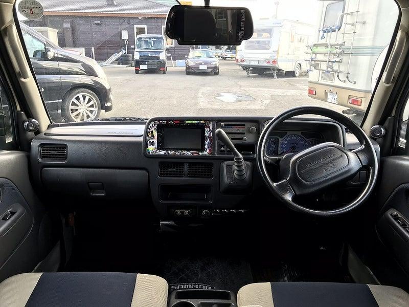 スバル サンバー ディアスワゴン 4WD スーパーチャージャー