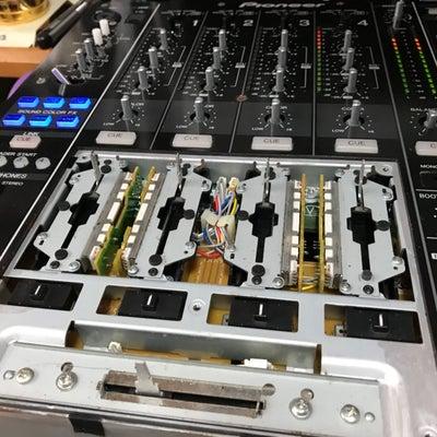 DJM-900 nexus 修理の記事に添付されている画像