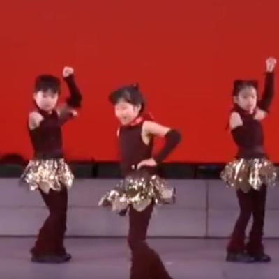 黒ネコのタンゴ ましゅまろキッズ 第18回キッズガーデン武蔵小杉教室発表会 ミュの記事に添付されている画像