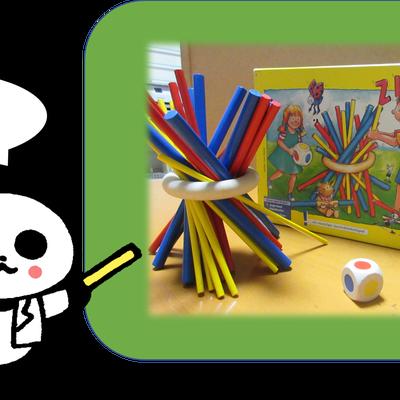 3歳からお勧めの知育玩具 ドイツゲーム『スティッキー』の紹介♪の記事に添付されている画像