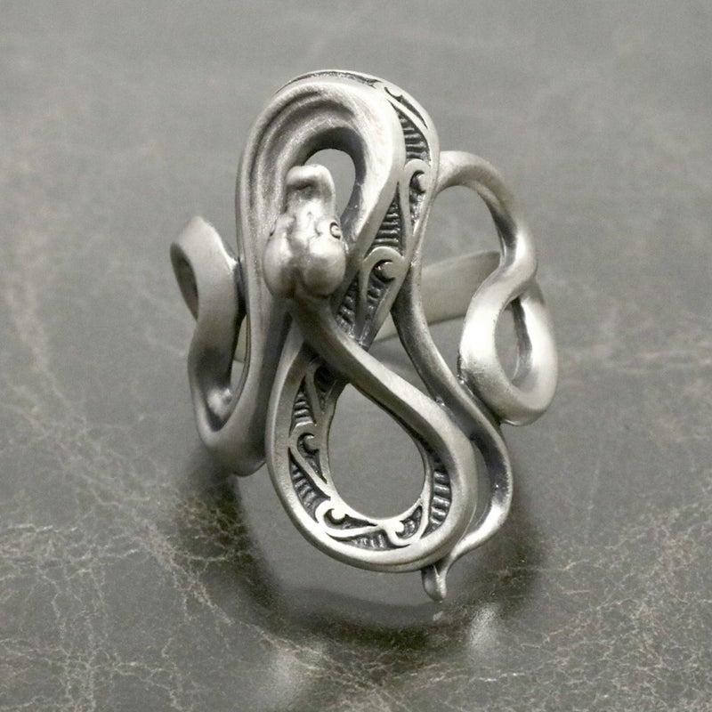 dualflow デュアルフロウ loop to loop ring 蛇 リング シルバーギークス