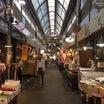 通仁市場とナムさんの和みカフェ。