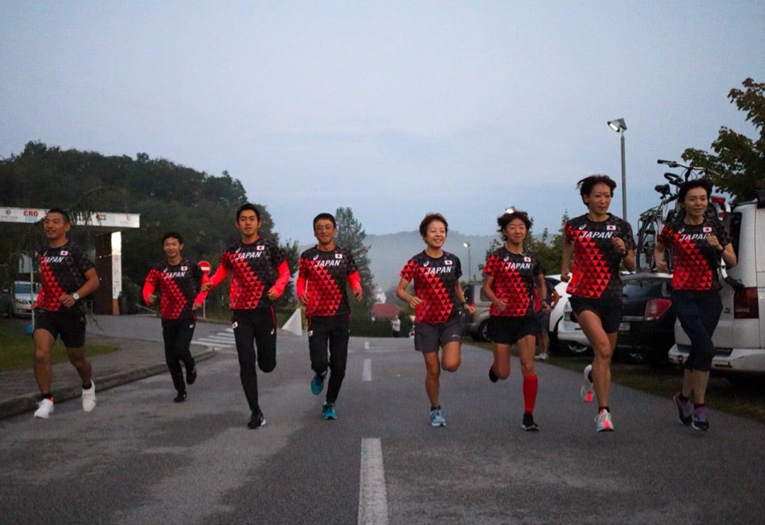 マラソン く ゆこ っ