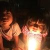 地震で電気の大切さをしるの画像