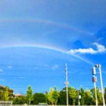 虹の向こうに