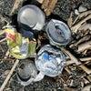 缶が粉々!?海の力、漂着ゴミの姿を見た!三保真崎海岸清掃に行ってきました。!9/9~4大学清掃活の画像