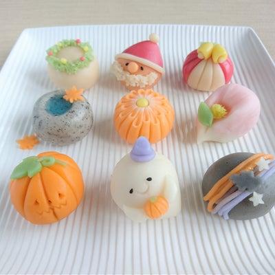 9月から♡セブンカルチャークラブ伊勢原【和菓子講座】の記事に添付されている画像