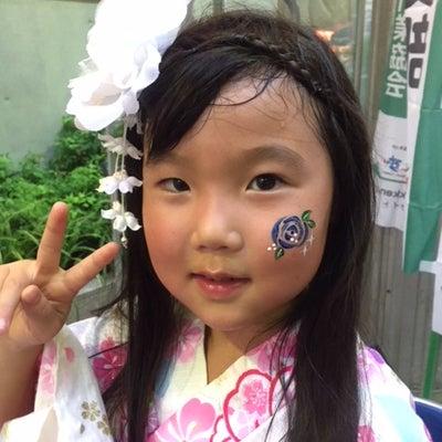 【福岡】久留米土曜夜市/フェイスペインティングブースの記事に添付されている画像