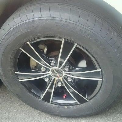 NV350 タイヤ交換!の記事に添付されている画像