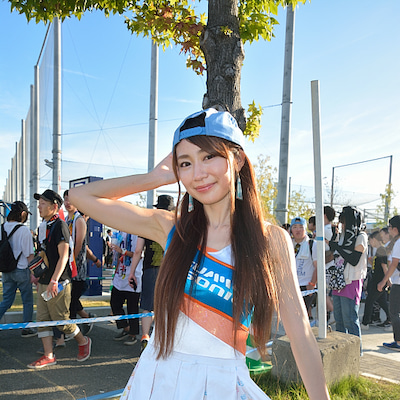SUMMER SONIC 2018 大阪 愛聖りさちゃん(@lisakns)の記事に添付されている画像