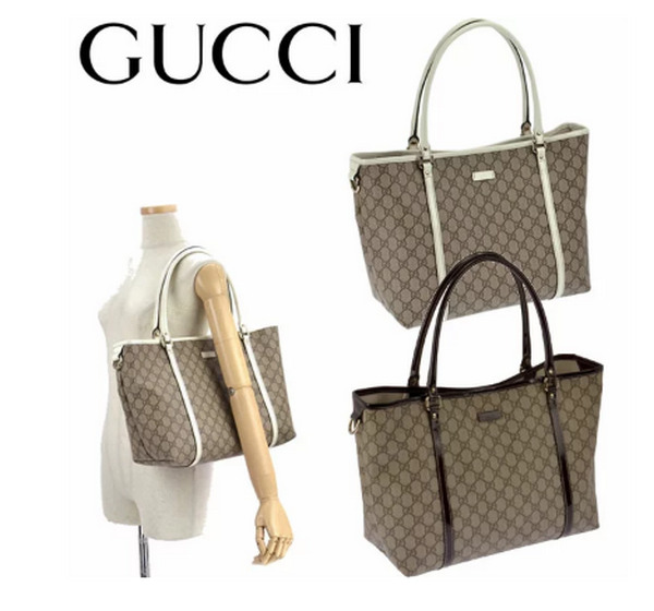 free shipping b90e6 8a8a1 グッチ バッグ トートBIGバッグ 手提げバッグ GUCCI 197953 楽天 ...