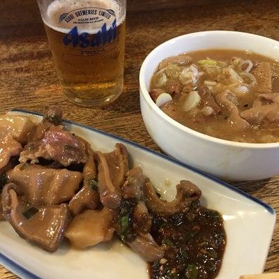 東急沿線飲み1 武蔵小山 牛太郎の記事に添付されている画像