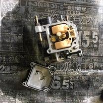 ビーノ 4サイクル (SA26J) キャブ清掃 復元編の記事に添付されている画像