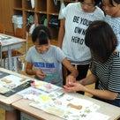 諏訪市の豊田小学校へ親子体験講座の講師として参加の記事より