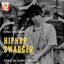 【水曜21時半】HIPHOP (swagger) Tune in DANCE Sの記事に添付されている画像