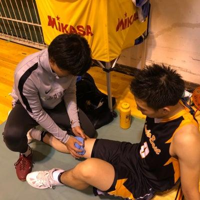新庄東高校男子バスケ部に帯同の記事に添付されている画像