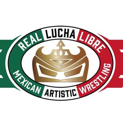 レアル・ルチャ 新ロゴ完成!の記事に添付されている画像