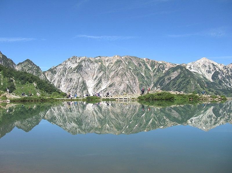 北アルプス/不帰ノ嶮から唐松岳登頂☆その⑥最終回   ゆきえの登山日記