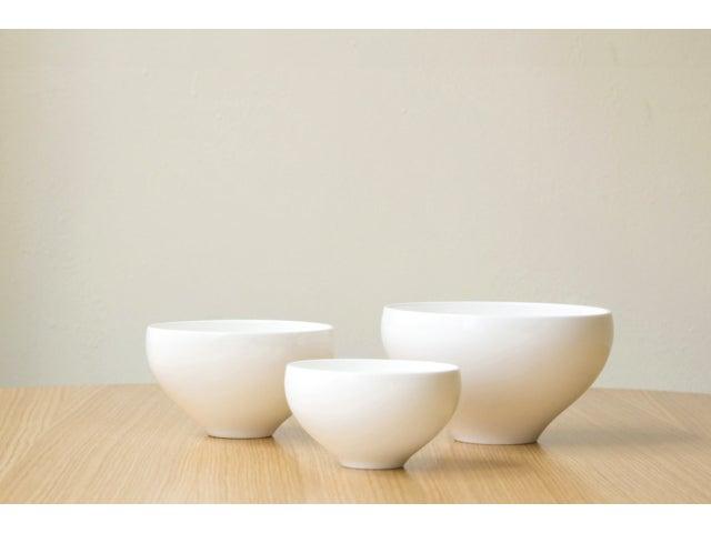有田焼の白い食器
