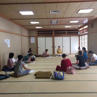 大盛況! Yumiko Sita Terasaki先生WS 「12のアーサナ大解の記事に添付されている画像