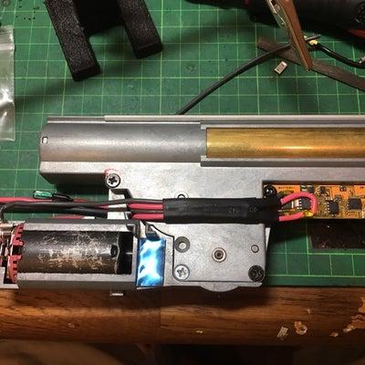 究極のP90を作ろう 陽炎6型 改 組み込み③の記事に添付されている画像
