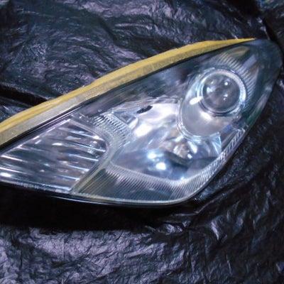 【研磨・カラーコート】セリカ ZZT230 ヘッドライト 黄ばみ&クリア劣化の記事に添付されている画像