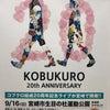 コブクロ結成20周年記念ライブ(宮崎市)の画像