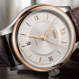 画像 有名人も愛用!オリスの時計は評価が高い の記事より 1つ目