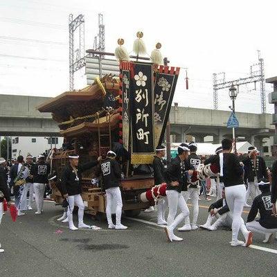 ☆岸和田だんじり祭り☆の記事に添付されている画像