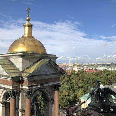 ヨーロッパ旅行2018:2日目~世界文化遺産サンクトペテルブルグの街並みはめっちの記事に添付されている画像